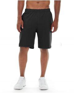Arcadio Gym Short-33-Black
